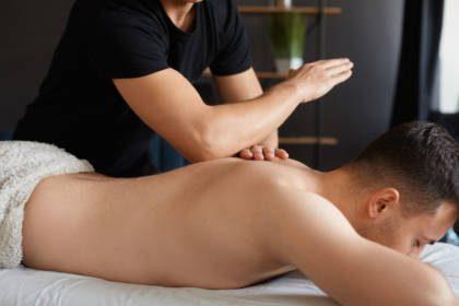 Le massage et le sport sont complémentaires