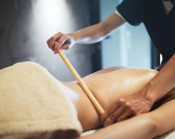 Massage au bambou à Neuchâtel